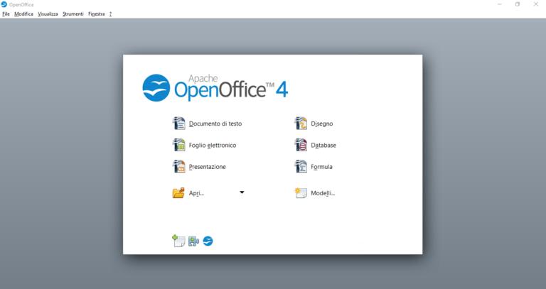 Istallare OpenOffice su mac.
