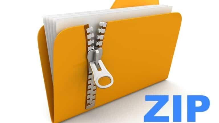 Come aprire file Zip.