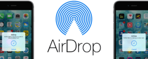 Come condividere file tra Mac e iPhone con AirDrop