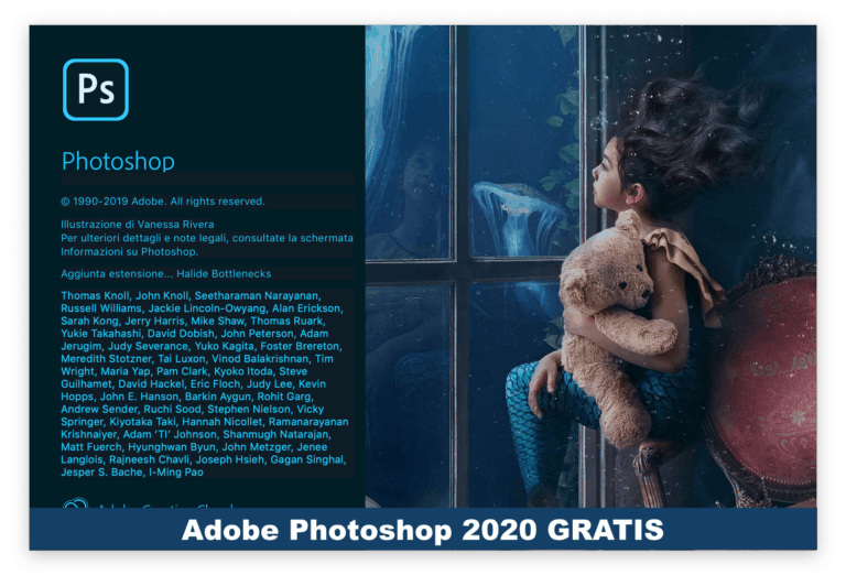 Installare Adobe Photoshop 2020 su Mac GRATIS!
