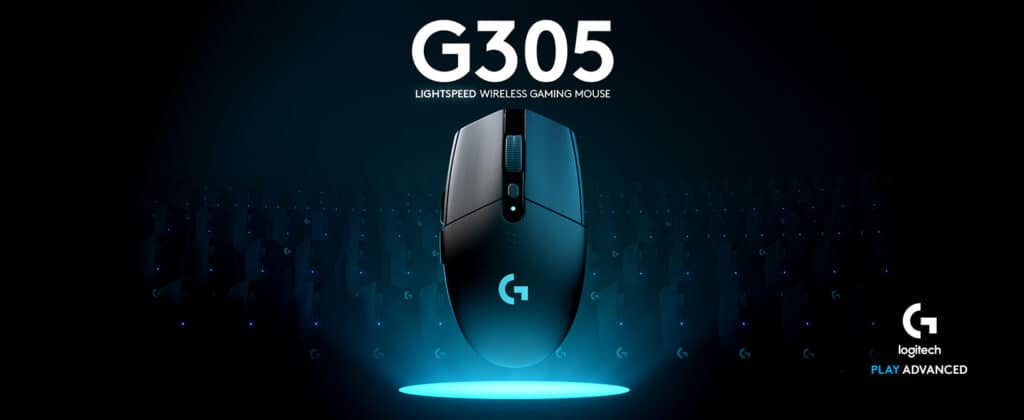 mouse g305 wireless computer