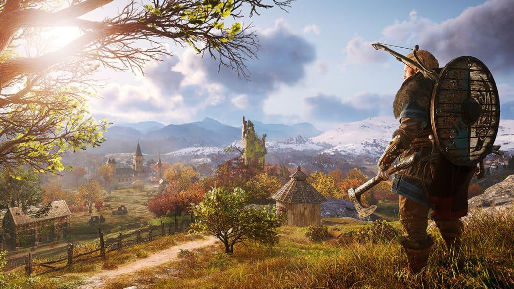 Assassin's Creed Valhalla, il primo trailer.