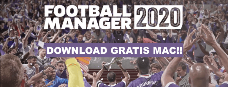 Football Manager 2020: download GRATIS su Mac!