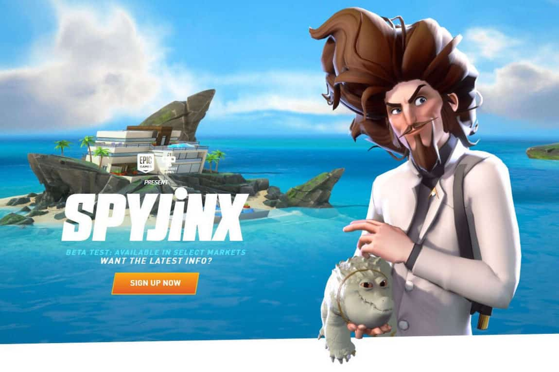 spyjinx epic games