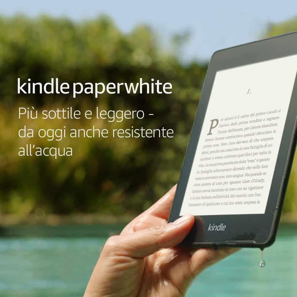 Amazon Kindle Waterproof