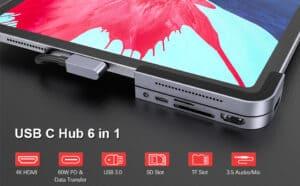 I migliori adattatori usb-c per iPad | 2020