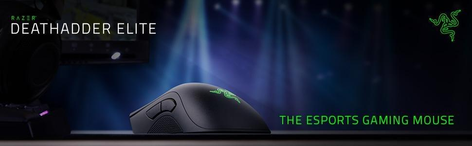 Razer Deathadder Elite mouse