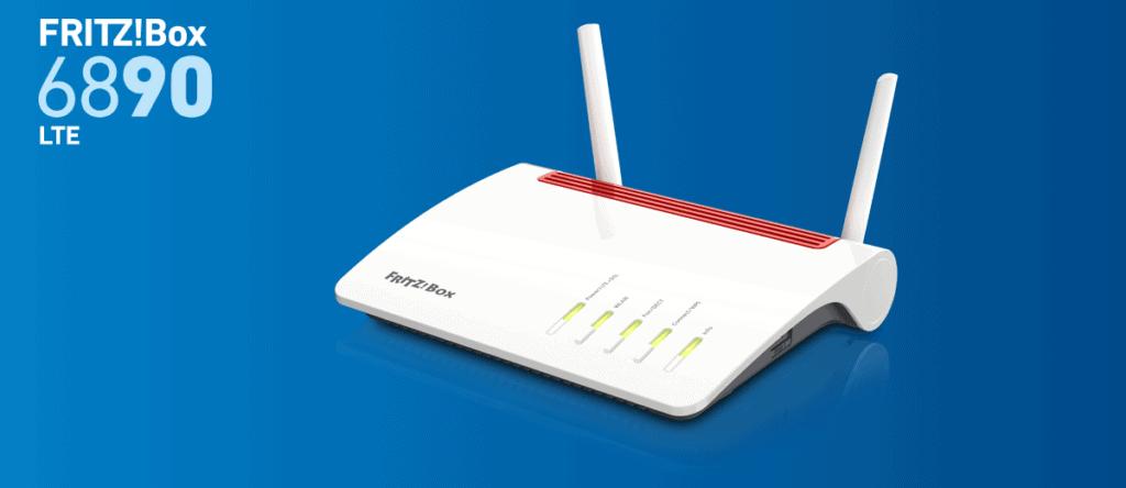 router fisso sim fritz