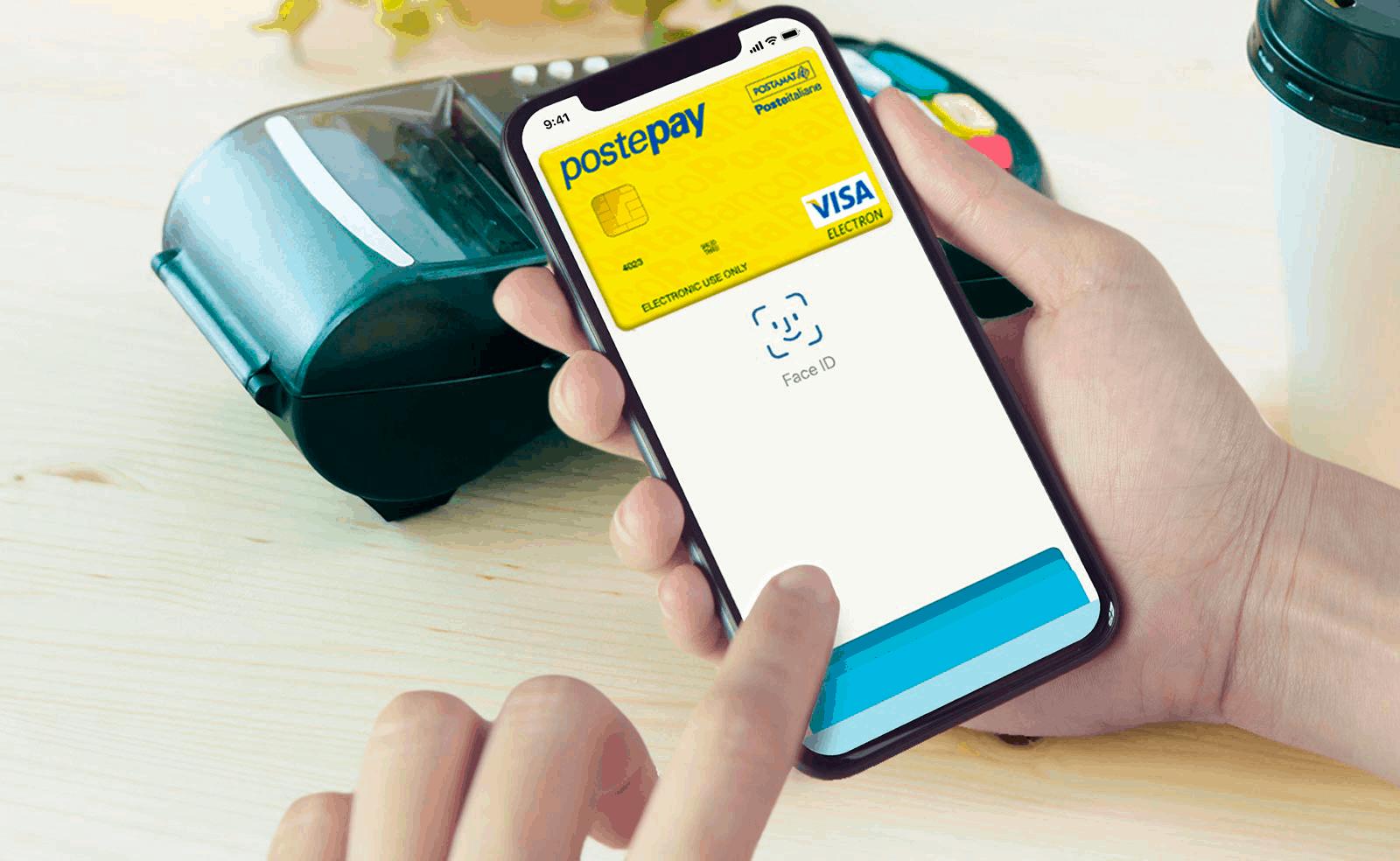 Collegare Postepay ad Apple Pay